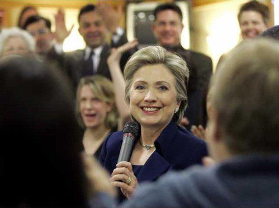 Clinton 2008 OHCK10 5784167