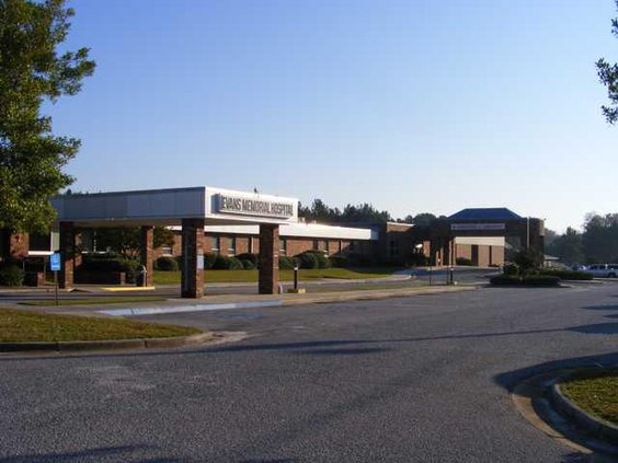 Evans Memorial Hospital