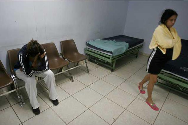 Nicaragua Abortion 5331844