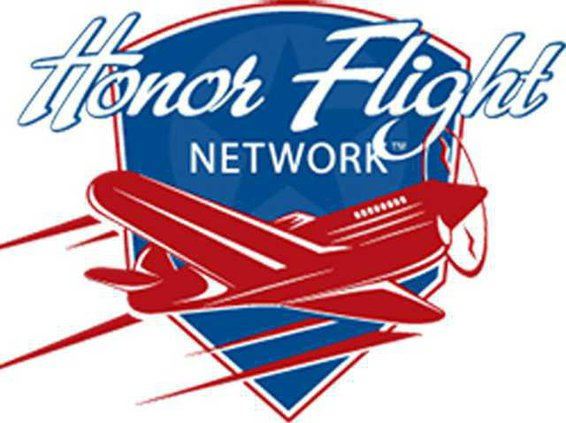 W Honor Flight logo
