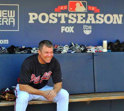 Cardinals Braves Base Heal
