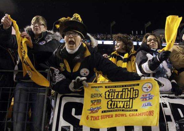 Steelers The Winning  Heal