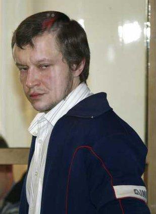 RUSSIA SERIAL KILLE 5497091