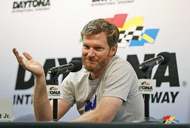 NASCAR Earnhardt Auto Heal