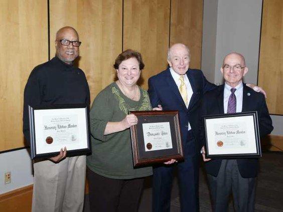 W Historical Society AWARDS