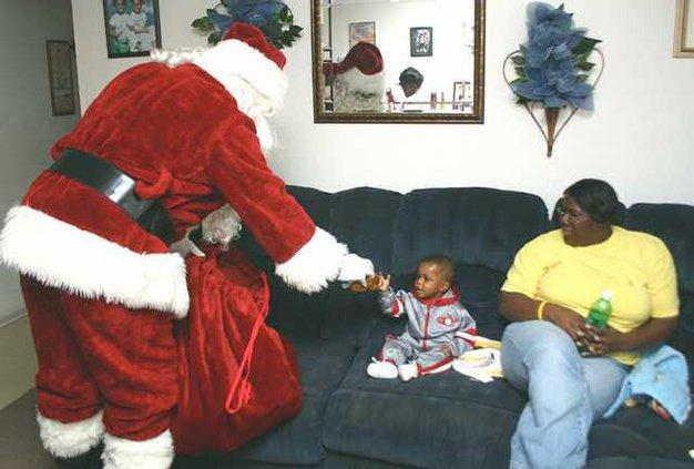 CHRISTMAS IN THE BORO Web