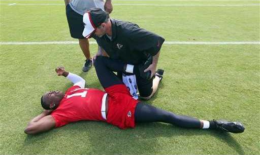 Falcons Jones Recover Heal WEB