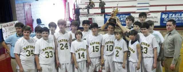 JV boys win tourney again