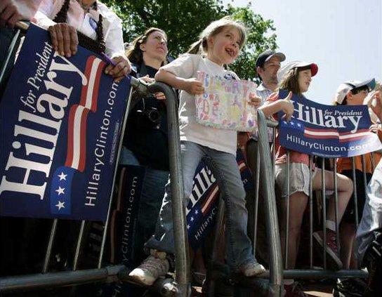 Clinton 2008 WVEA10 5411871