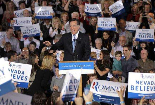 Romney 2012 Heal