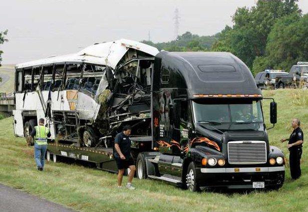 Texas Bus Crash TXT 4590380