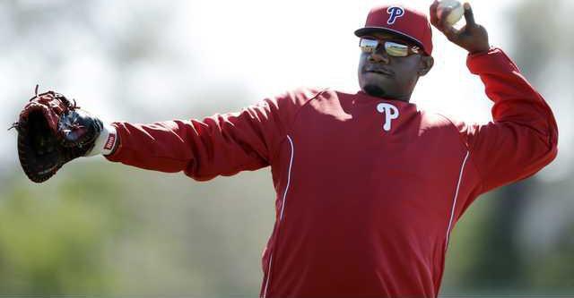 Phillies Spring Baseb Heal