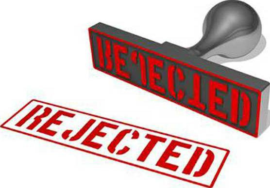 mlm-rejection