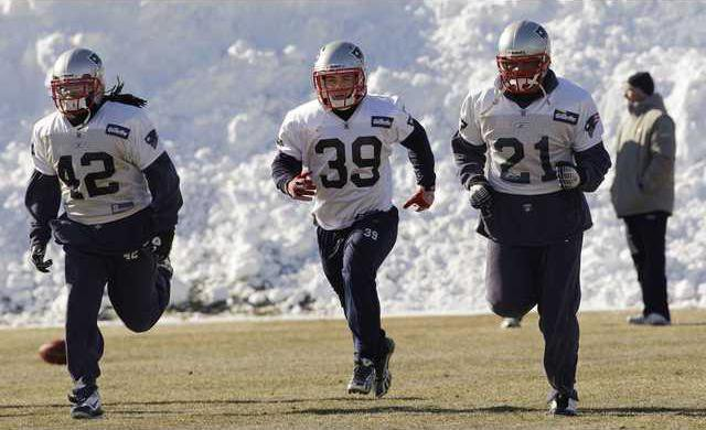 Patriots Football Heal