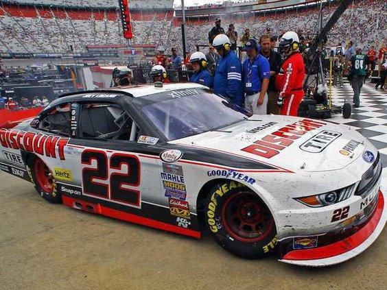 NASCAR Bristol Auto R Heal