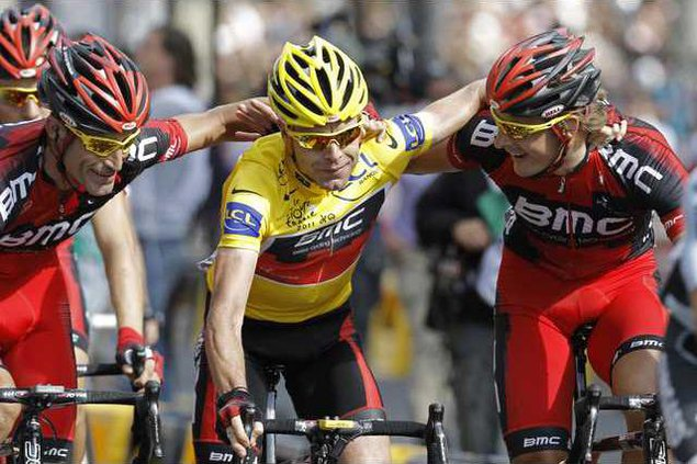 Tour De France Previe Heal