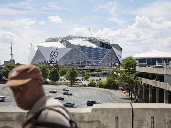 W stadium