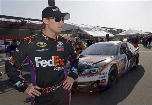NASCAR In the Pits Au Heal