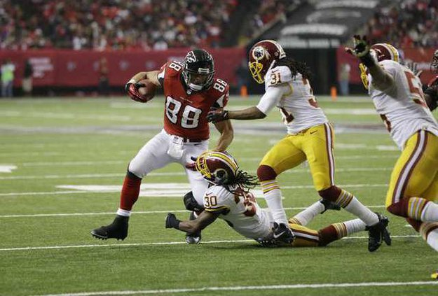 Redskins Falcons Foot Heal 3