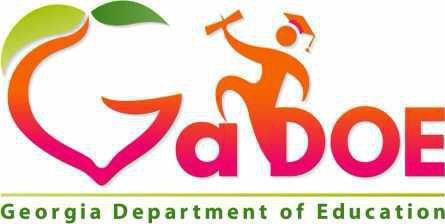 Georgia Department of Education logo USE THIS