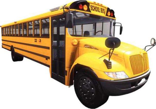 W school bus