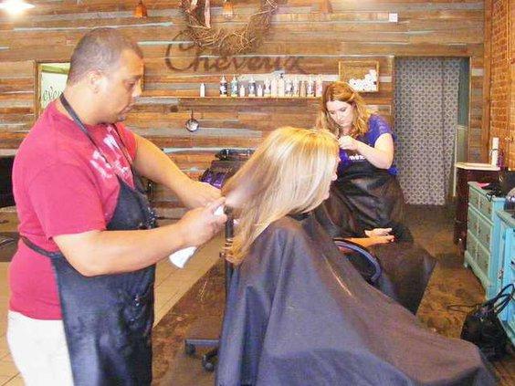 Salon Cheveux Web