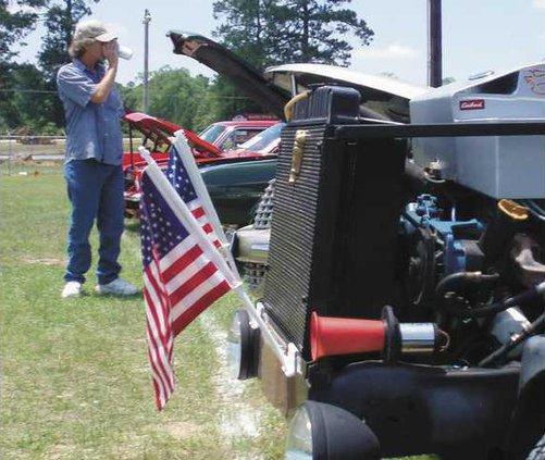 Bo Miller car show