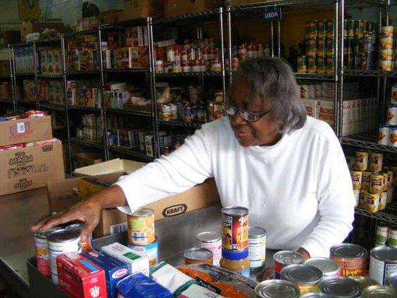 Food Bank- Dorothy Simmons-B