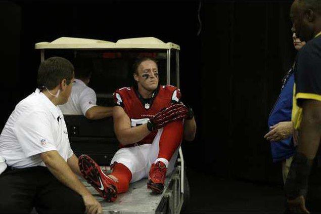 Rams Falcons Football Heal 1