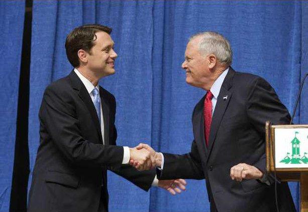 Georgia Governor Ledb