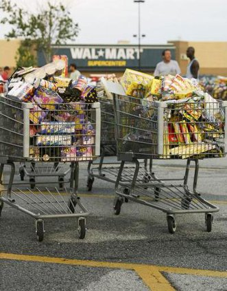 WAL-MART TENT COLLAPSE-2