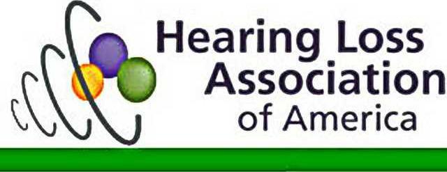 W HearingLossAssoc logo
