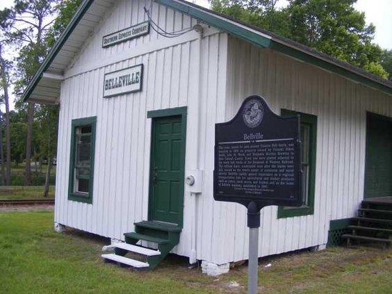 Bellville Depot-
