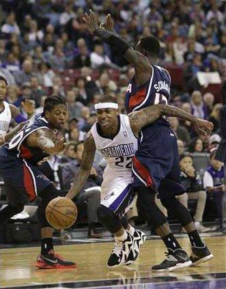 Hawks Kings Basketbal Heal