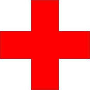 Flag of the Red Cross 1