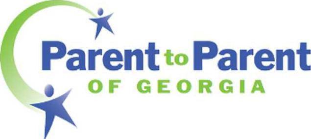 Parent to parent logo web