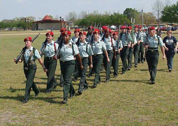 W SEB ROTC