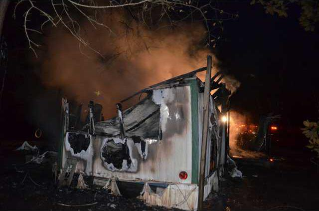 Millen fatal fire
