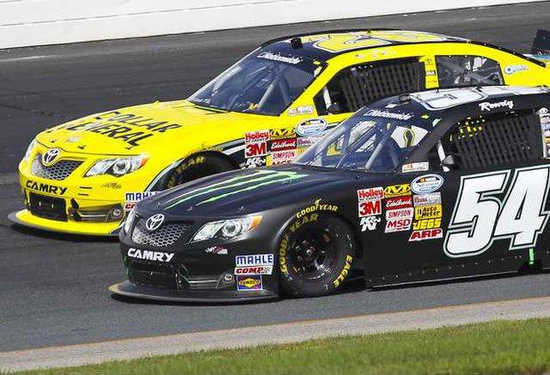 NASCAR Nationwide New Heal