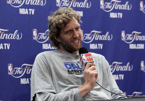NBA Finals Mavericks  Heal