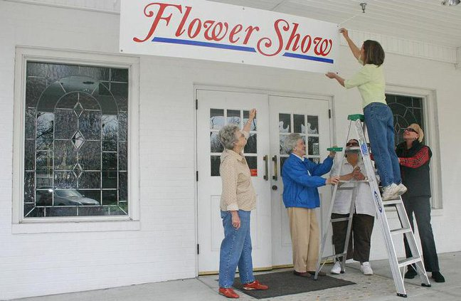 Flower show for Web