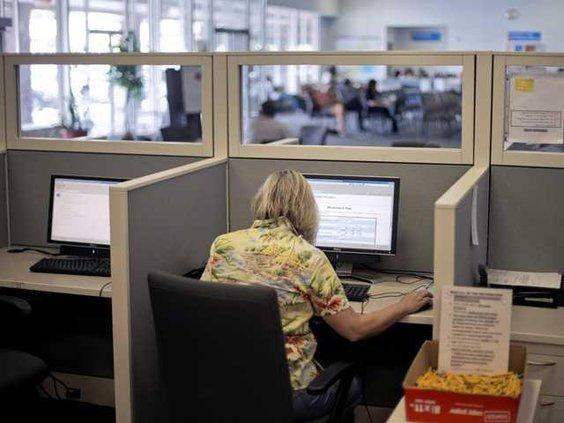 State Unemployment Heal W