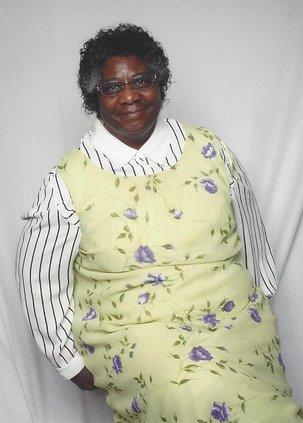 Minister Annie Mae Lester