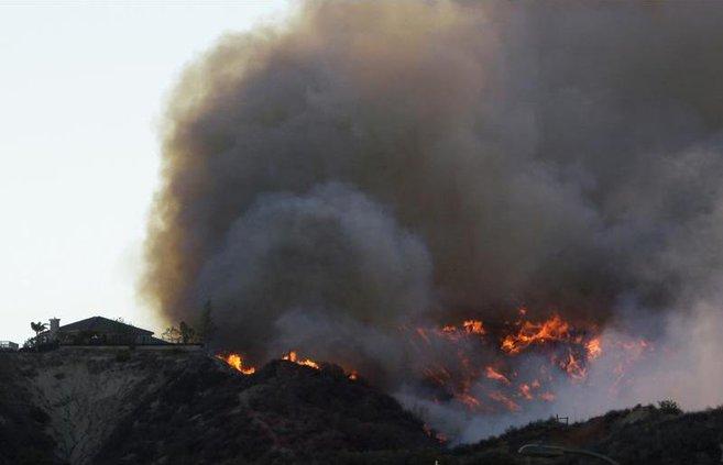 California Wildfire 6655827