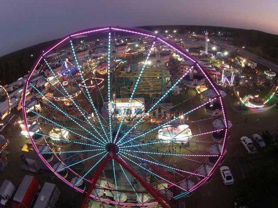 W Fair Aerial 1