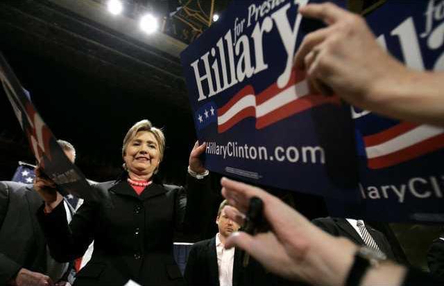 Clinton 2008 PACK10 4953013