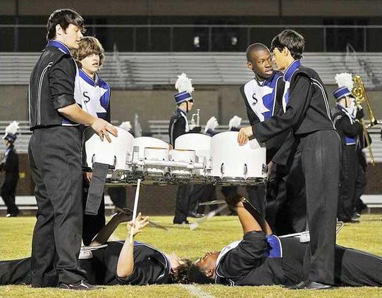 MARCHING BANDS file