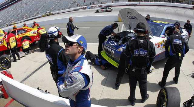 CORRECTION NASCAR Bri Heal