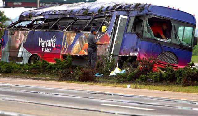 Casino Bus Crash TN 5054024