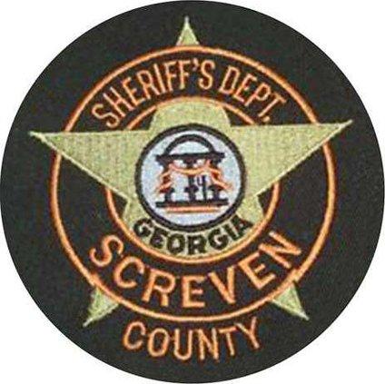 Screven County Sheriff W